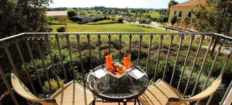 Hotel Donnafugata Golf Resort & Spa: Balcony RAGUSE