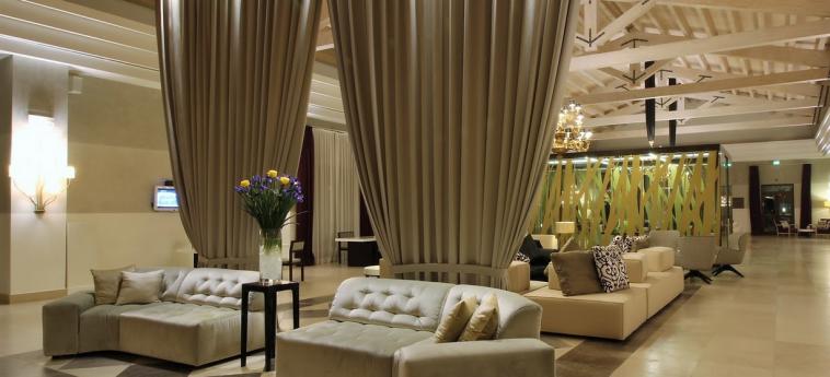 Hotel Donnafugata Golf Resort & Spa: Lobby RAGUSE