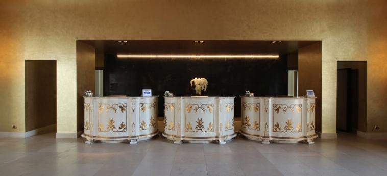 Hotel Donnafugata Golf Resort & Spa: Reception RAGUSE