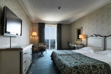 Hotel Excelsior Palace: Chambre Double RAPALLO - GENES