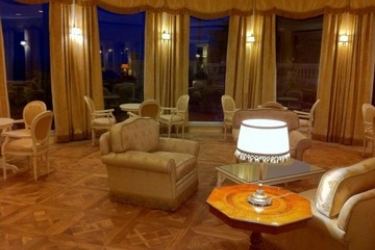 Hotel Excelsior Palace: Living Room RAPALLO - GENES