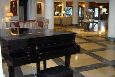Hotel Excelsior Palace: Lobby RAPALLO - GENES
