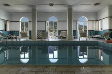 Hotel Excelsior Palace: Piscine Couverte RAPALLO - GENES