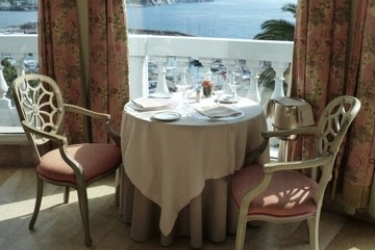 Hotel Excelsior Palace: Restaurant RAPALLO - GENES