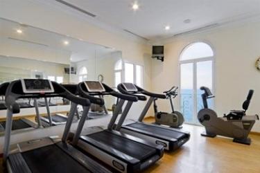 Hotel Excelsior Palace: Salle de Gym RAPALLO - GENES