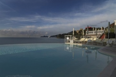 Hotel Excelsior Palace: Swimming Pool RAPALLO - GENES