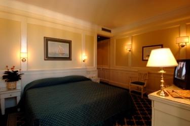 Europa Hotel Design Spa 1877: Camera Matrimoniale/Doppia RAPALLO - GENOVA