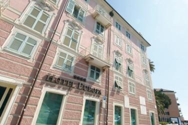 Europa Hotel Design Spa 1877: Esterno RAPALLO - GENOVA