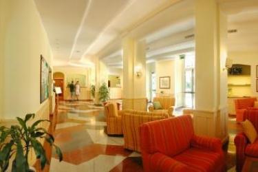 Europa Hotel Design Spa 1877: Lobby RAPALLO - GENOVA