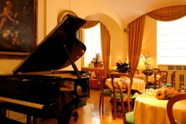 Europa Hotel Design Spa 1877: Ristorante RAPALLO - GENOVA