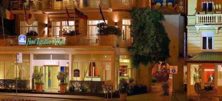 Hotel Best Western Plus Tigullio Royal: Exterior RAPALLO - GENOVA