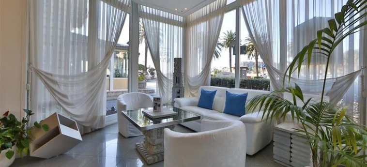 Hotel Best Western Plus Tigullio Royal: Lobby RAPALLO - GENOVA