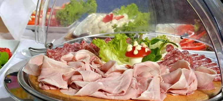 Hotel Best Western Plus Tigullio Royal: Restaurante RAPALLO - GENOVA