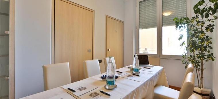 Hotel Best Western Plus Tigullio Royal: Sala de conferencias RAPALLO - GENOVA