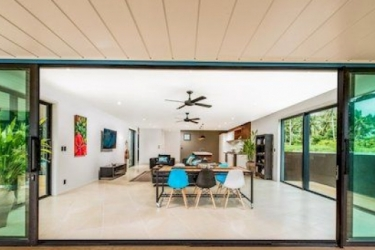 Hotel Pacific Palms Luxury Villa: Chambre Quadruple RAROTONGA