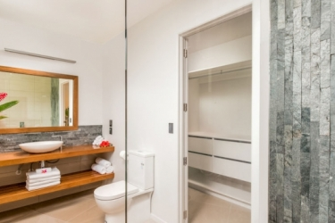 Hotel Pacific Palms Luxury Villa: Scrivania RAROTONGA