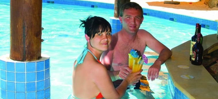 Hotel Sanctuary Rarotonga-On The Beach: Caffetteria RAROTONGA