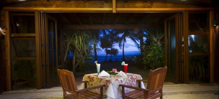 Hotel Sanctuary Rarotonga-On The Beach: Camera Executive RAROTONGA