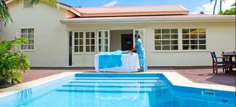 Hotel Sanctuary Rarotonga-On The Beach: Camera Junior Suite RAROTONGA