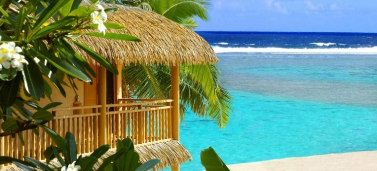 Hotel Sanctuary Rarotonga-On The Beach: Camera Matrimoniale/Doppia RAROTONGA