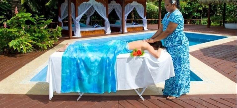 Hotel Sanctuary Rarotonga-On The Beach: Camera Vista Mare RAROTONGA