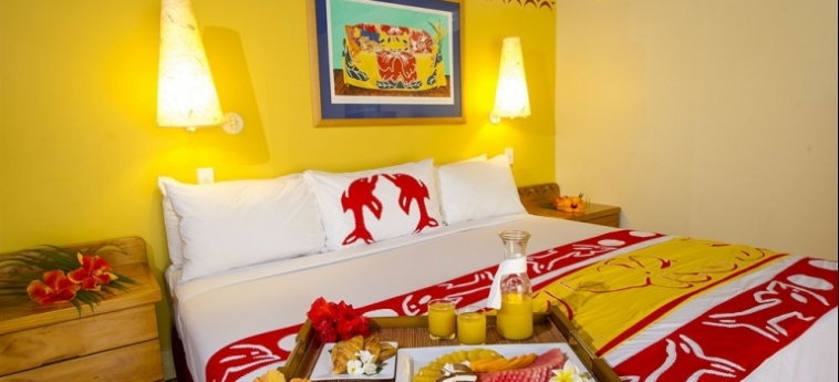 Hotel Sanctuary Rarotonga-On The Beach: Campo da Golf RAROTONGA