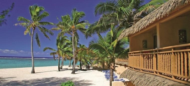 Hotel Sanctuary Rarotonga-On The Beach: Esterno RAROTONGA