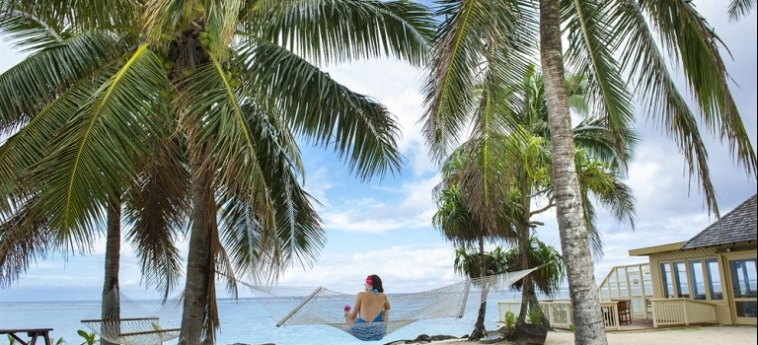 Hotel Sanctuary Rarotonga-On The Beach: Garage RAROTONGA