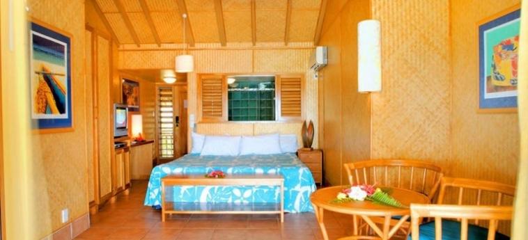 Hotel Sanctuary Rarotonga-On The Beach: Gazebo RAROTONGA
