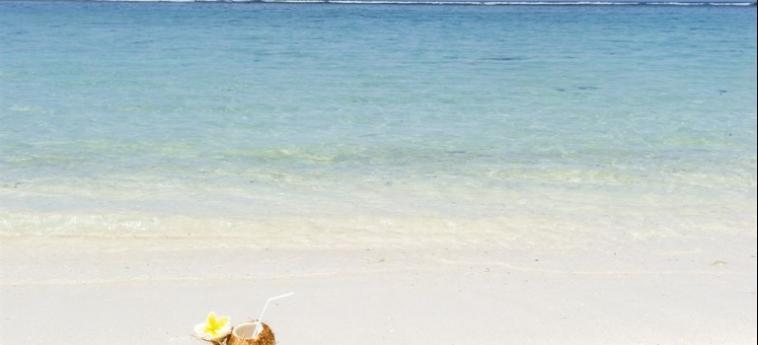 Hotel Sanctuary Rarotonga-On The Beach: Lobby RAROTONGA