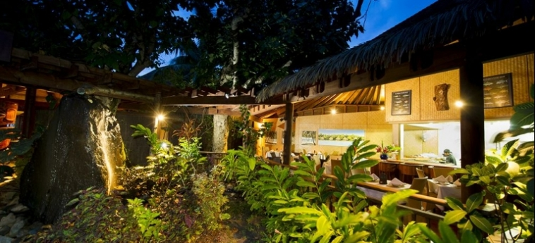Hotel Sanctuary Rarotonga-On The Beach: Particolare della Villa RAROTONGA