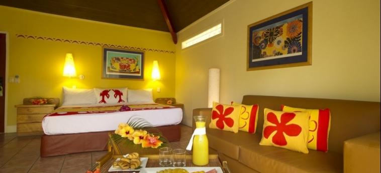 Hotel Sanctuary Rarotonga-On The Beach: Posizione Hotel RAROTONGA