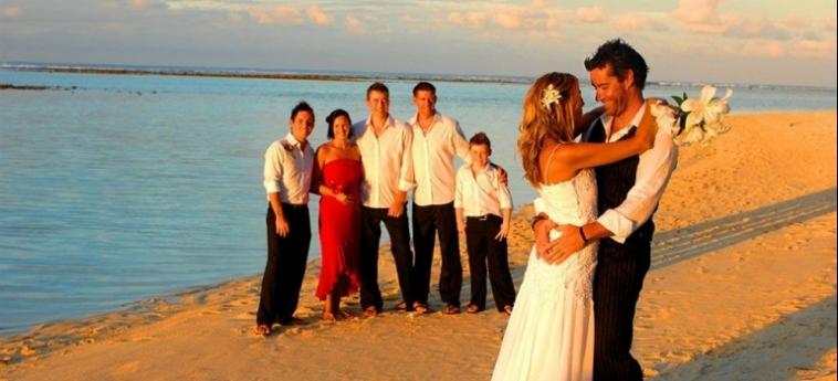 Hotel Sanctuary Rarotonga-On The Beach: Sala da Ballo RAROTONGA