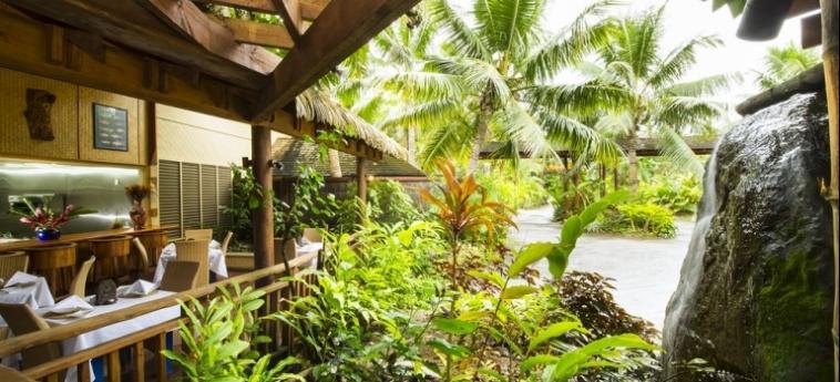 Hotel Sanctuary Rarotonga-On The Beach: Sala Giochi RAROTONGA