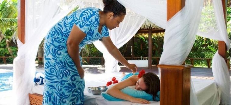 Hotel Sanctuary Rarotonga-On The Beach: Soggiorno E Angolo Cottura RAROTONGA