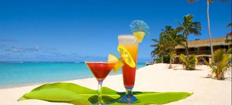 Hotel Sanctuary Rarotonga-On The Beach: Spiaggia RAROTONGA