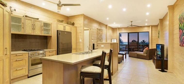 Hotel Sea Change Villas: Apartamento Diana RAROTONGA
