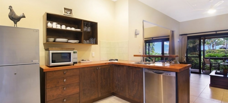 Hotel Sea Change Villas: Camera Junior Suite RAROTONGA