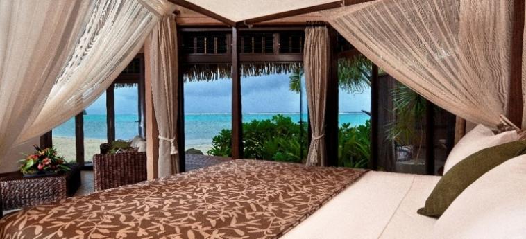 Hotel Sea Change Villas: Spa RAROTONGA