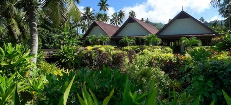 Hotel Sea Change Villas: Camera Business RAROTONGA