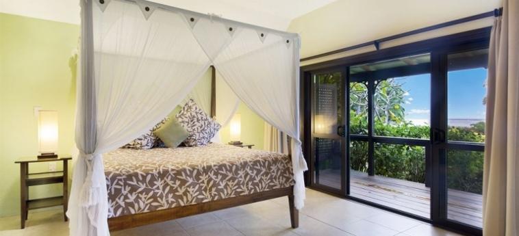 Hotel Sea Change Villas: Cantina RAROTONGA