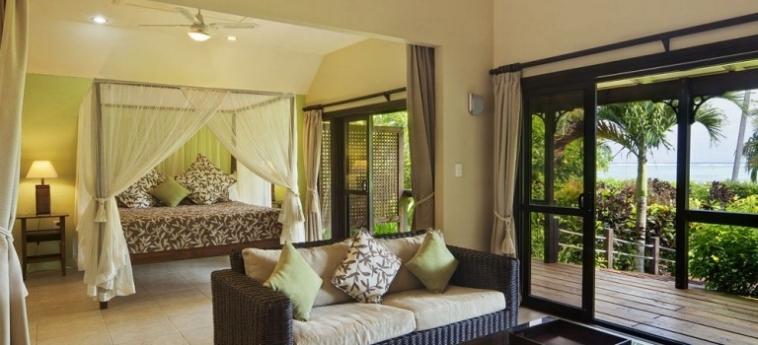 Hotel Sea Change Villas: Living Room RAROTONGA