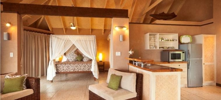 Hotel Sea Change Villas: Particolare dell'Hotel RAROTONGA