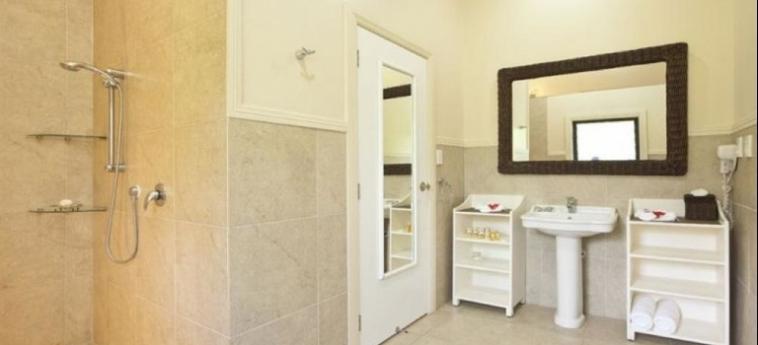 Hotel Sea Change Villas: Solarium RAROTONGA