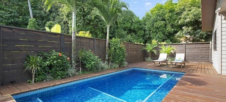 Hotel Sea Change Villas: Apartement Minerva RAROTONGA