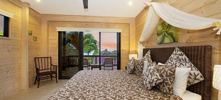 Hotel Sea Change Villas: Buffet RAROTONGA