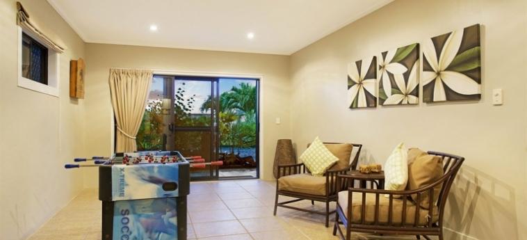 Hotel Sea Change Villas: Chambre Suite RAROTONGA