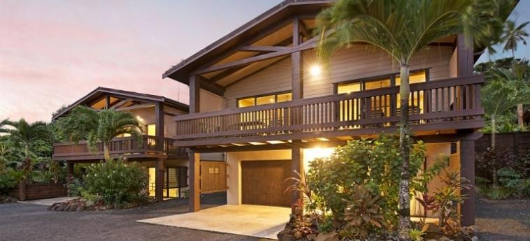 Hotel Sea Change Villas: Intérieur RAROTONGA