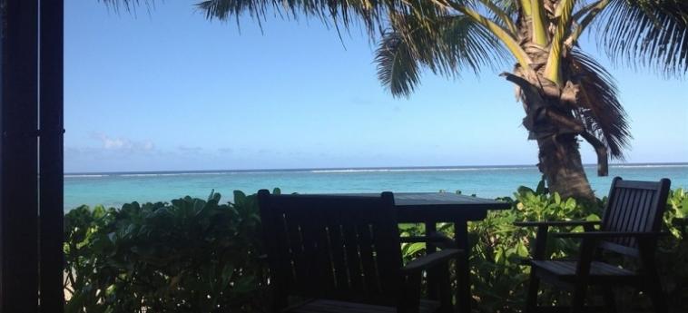 Hotel Sea Change Villas: Parc RAROTONGA