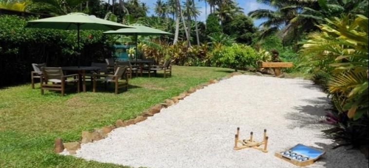 Hotel Sea Change Villas: Außen RAROTONGA